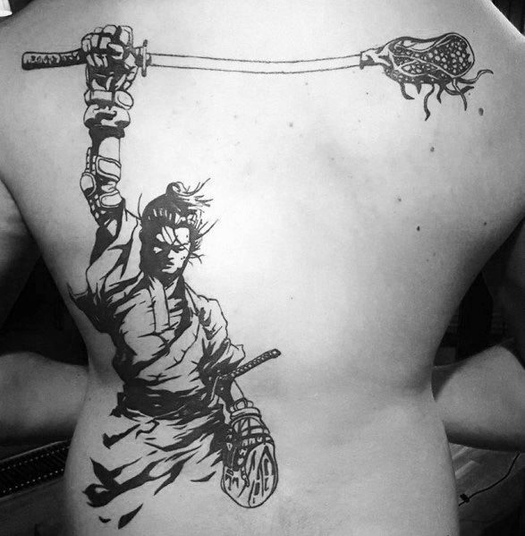 Tattoo Lacrosse Ideas For Guys