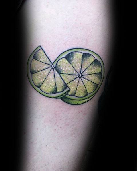 Tattoo Lime Designs For Men