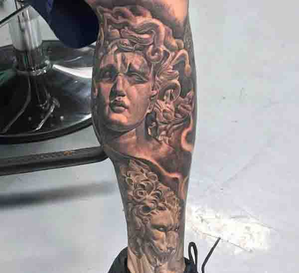 Tattoo Medusa For Men