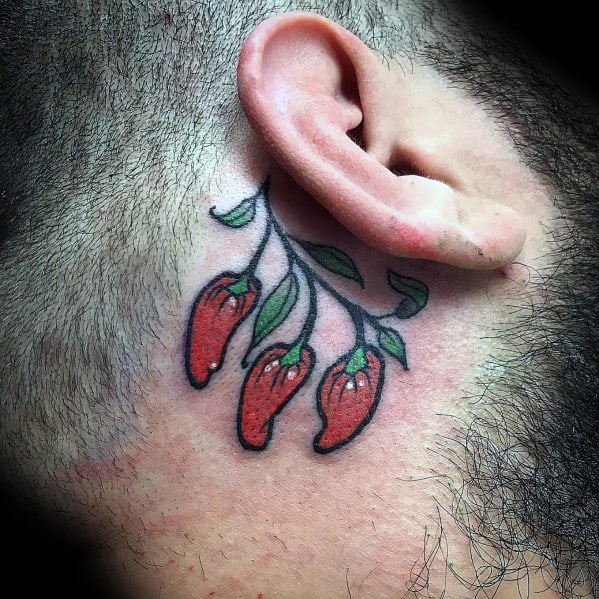 Tattoo Pepper Ideas For Guys