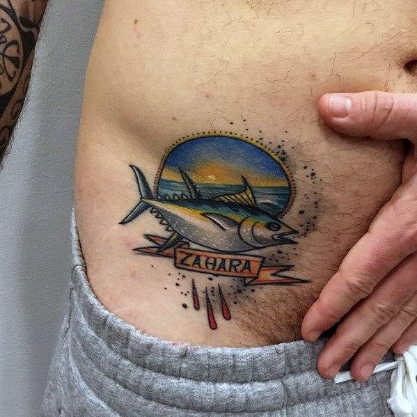 Tattoo Tuna Ideas For Guys