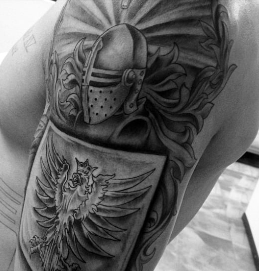 Tattoos Family Crest For Males