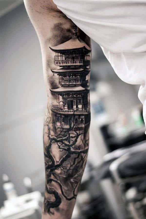 Tattos for men on arm