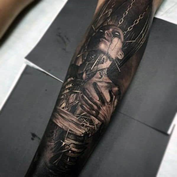 Tattoos For Men Forearm