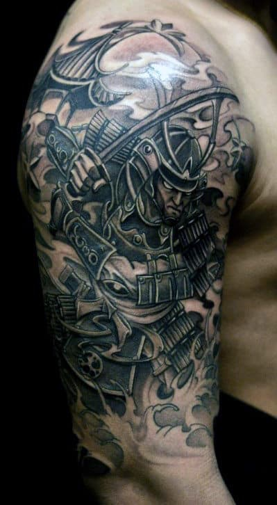 Tattoos For Men Half Sleeve