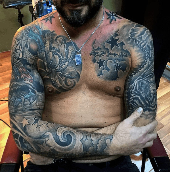 Tattoos For Men Sleeves