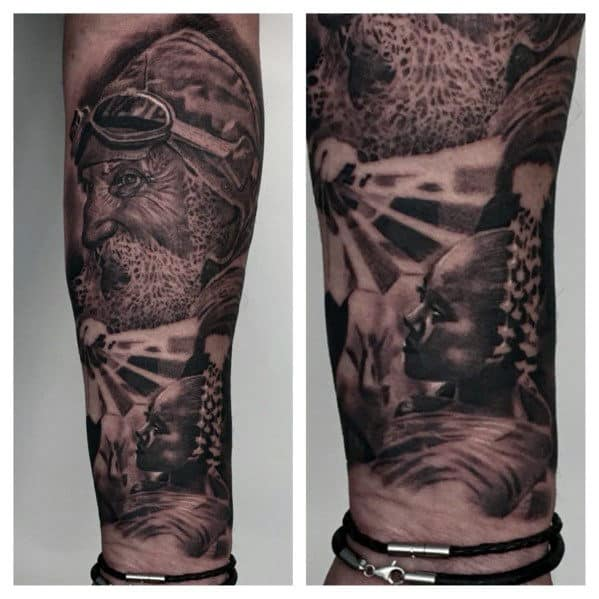 Tattoos For Men's Arms