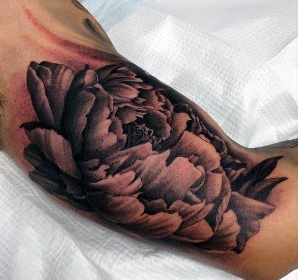 Tattoos Inner Bicep For Men