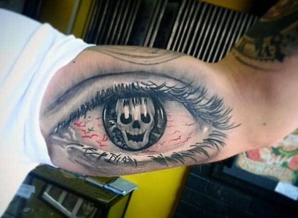 Tattoos On Bicep For Men