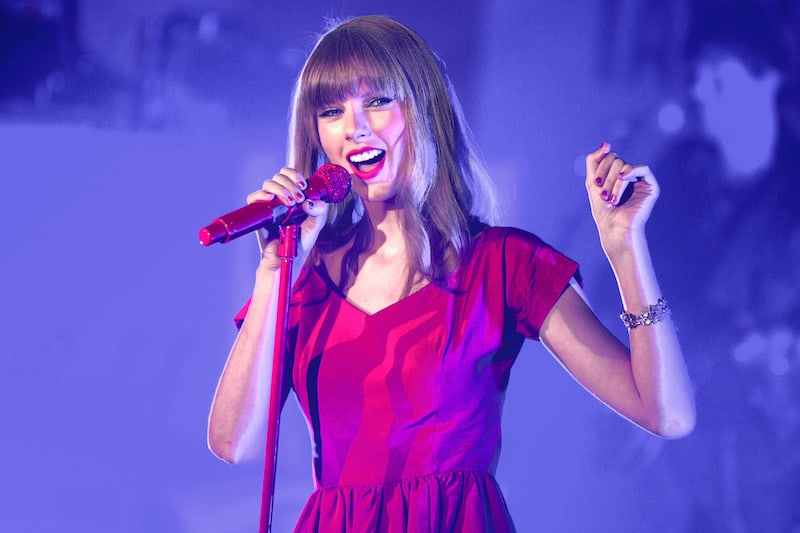 Taylor Swift Tops Billboard's Highest Paid Artists of 2020