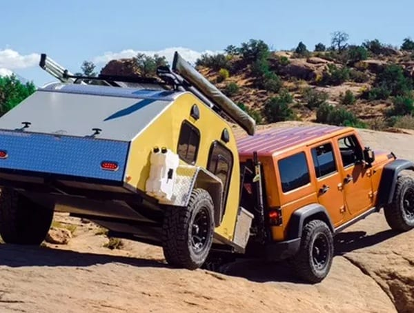 Tc Teardrop Tcteardrops Off Road Expedition Package Off Road Camper