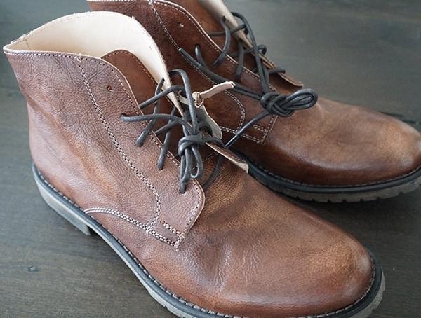 Teak Driftwood Mens Bed Stu The Hover Ii Boots