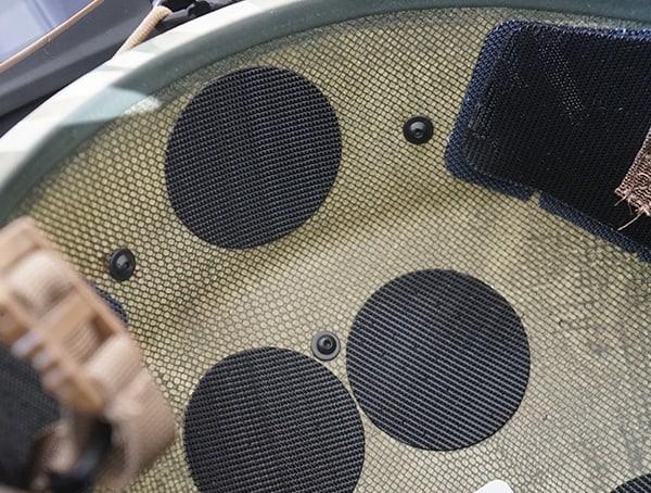 Team Wendy Exfil Ballistic Sl Helmet Interior Construction