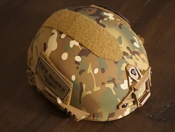 Team Wendy Exfil Ballistic Sl Helmet Multicam Camo