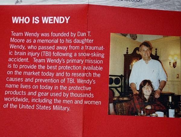 Team Wendy History