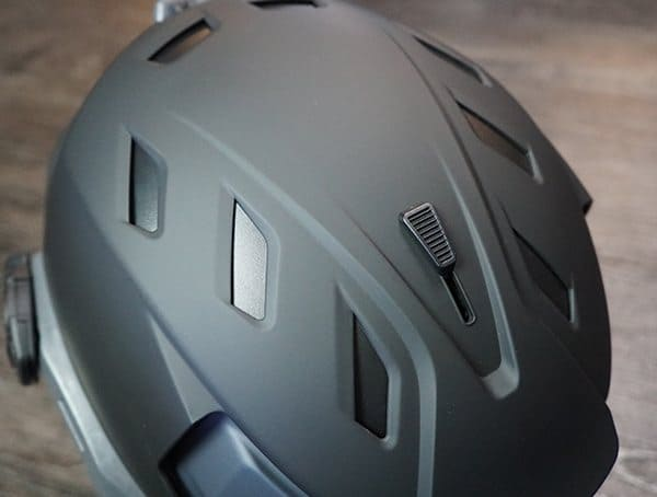 Team Wendy M 216 Helmet Fully Closed Vents