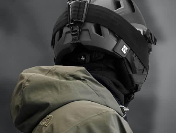 Team Wendy M 216 Helmet Review Back