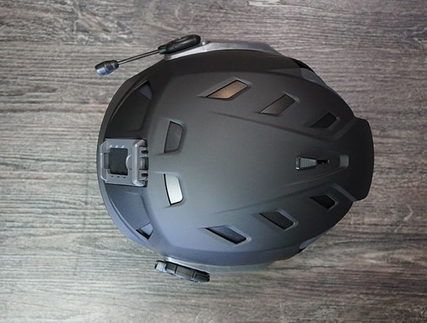 Team Wendy M 216 Helmet Review Front Top