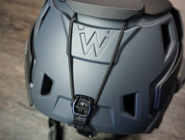 Team Wendy M 216 Helmet Review Goggles Strap Back Latches