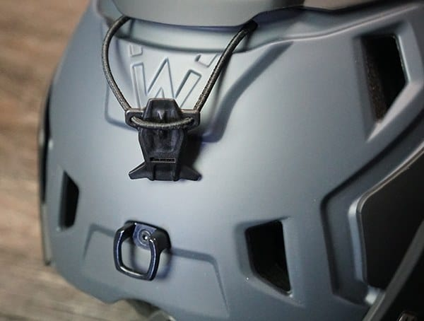 Team Wendy M 216 Helmet Review Goggles Strap Unlatched