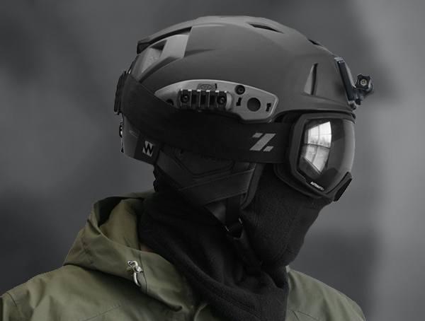 Team Wendy M 216 Helmet Review Side