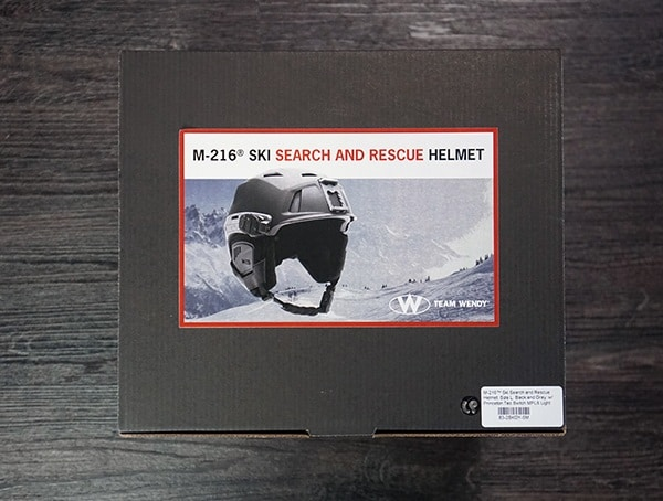 Team Wendy M 216 Ski Search And Rescue Helmet Box Review