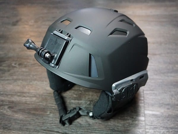 Team Wendy M 216 Ski Search And Rescue Helmet Review With Go Pro Nvg Mount Installed