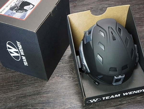 Team Wendy M 216 Ski Search And Rescue Helmet Reviewed