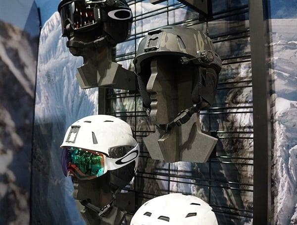 Team Wendy Multicam Ski Helmet Collection