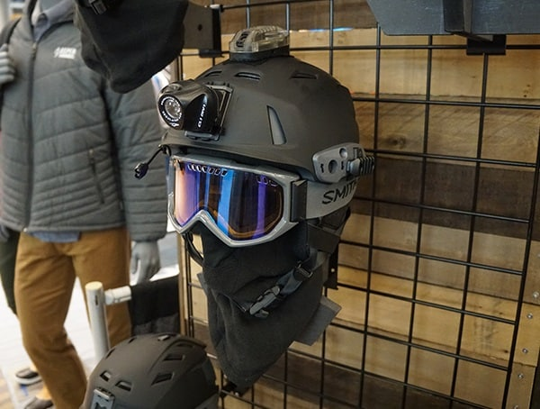 Team Wendy Ski Helmet M 216 Features