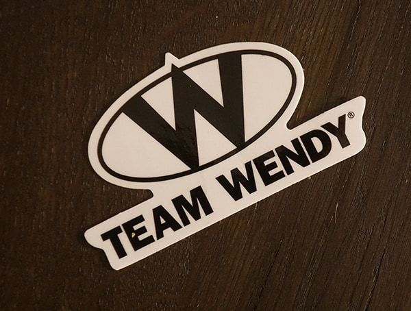 Team Wendy Sticker