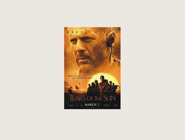 Tears Of The Sun Mens Best War Movies
