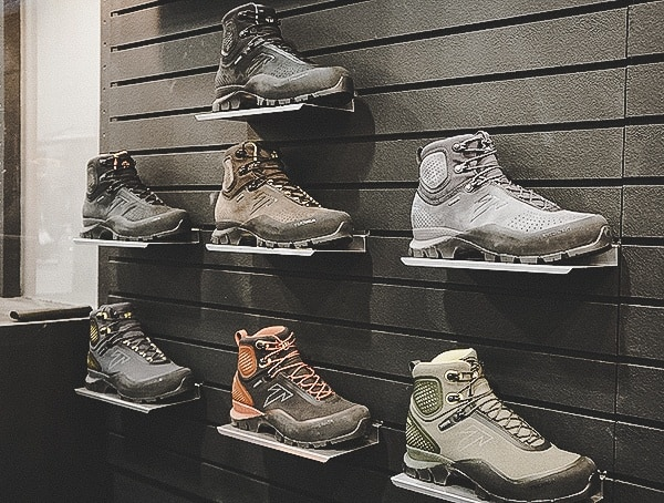 Technica Hiking Boots For Men 2019 Outdoor Retailer Snow Show Display