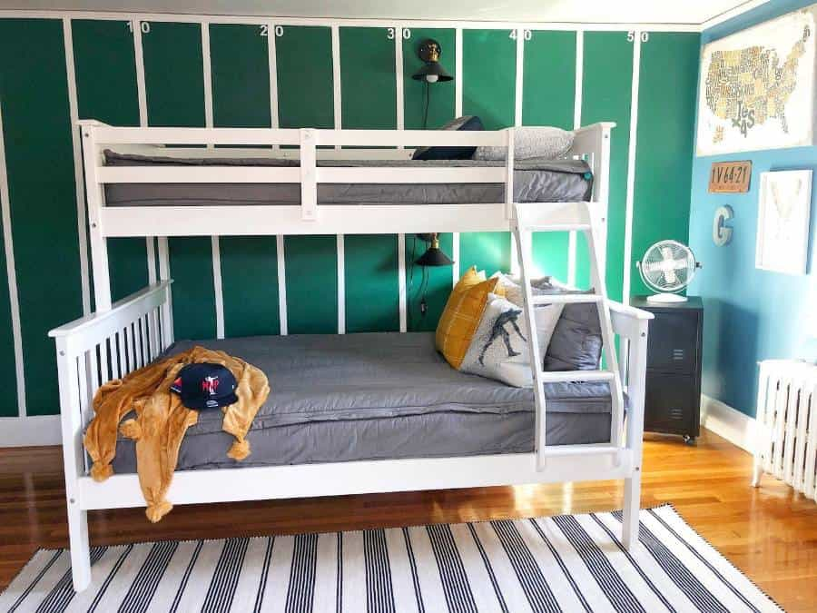 Teen Bedroom Bunk Bed Ideas