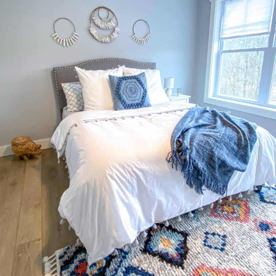 boho apartment bedroom ideas