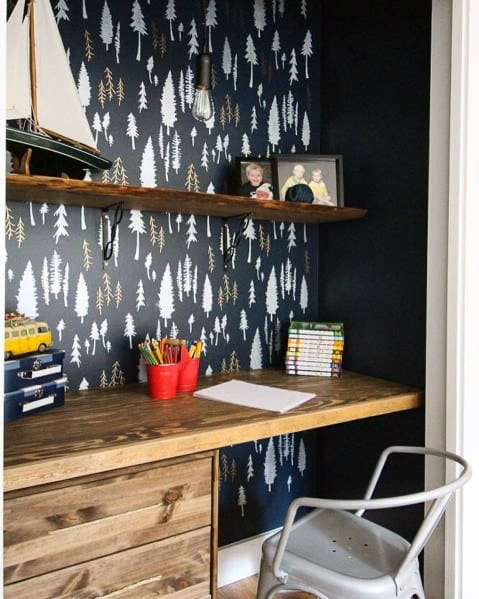 Teen Bedroom Unique Closet Office Designs