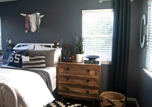 Teen Boy Bedroom Decor Ideas