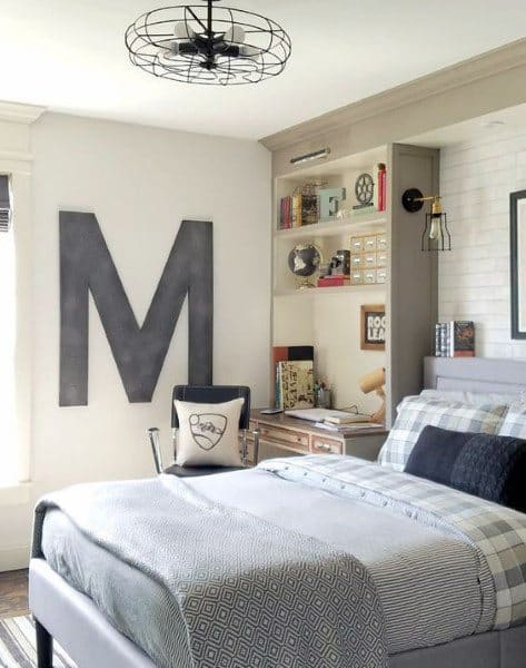 Teen Boy Bedroom Interior Designs