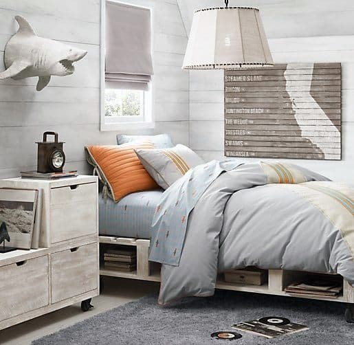 Teen Boys Bedroom Decorating Ideas