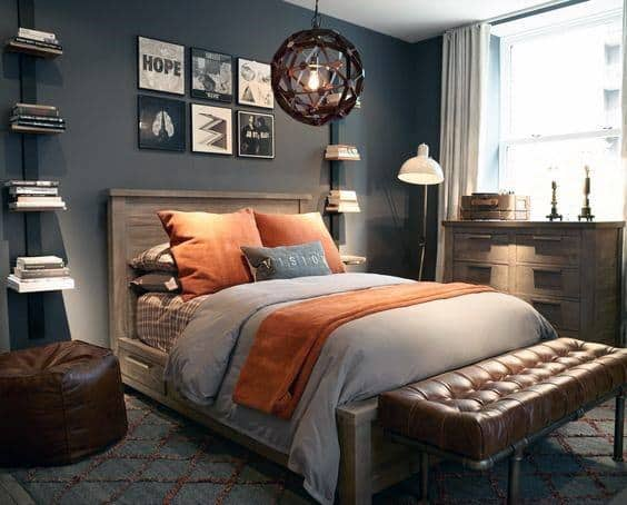 Teenage Bedroom Boys Design Ideas