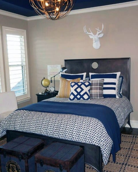 Boys Bedroom Decor: Top 70 Best Teen Boy Bedroom Ideas