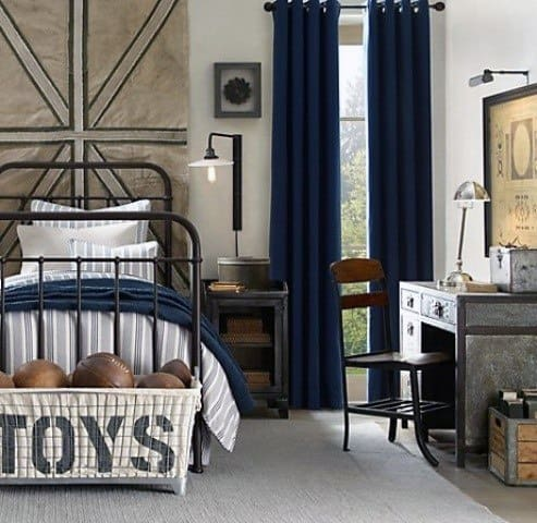 Teenage Bedroom For Boys