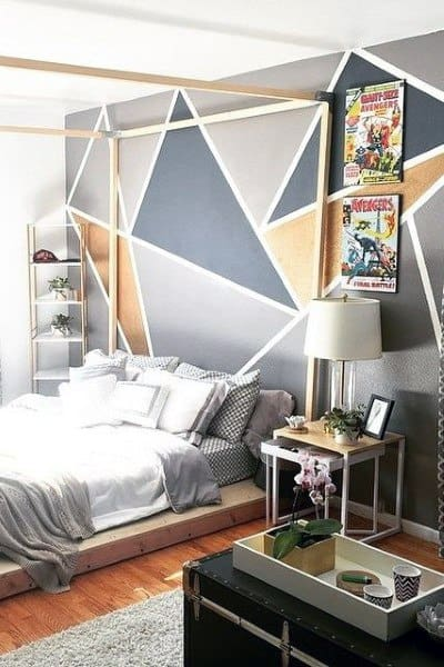 Teenager Boy Bedroom Design Inspiration