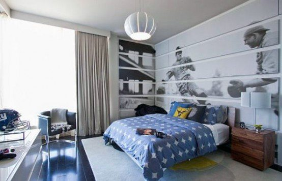 Teenager Boy Bedroom