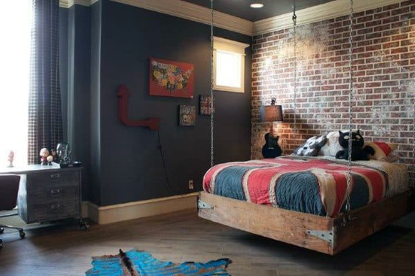 Teenager Boys Bedrooms