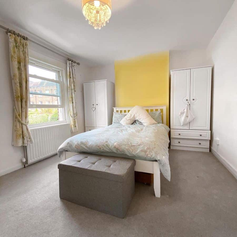 teens yellow bedroom ideas gemstone.build