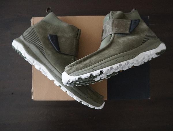 Teva Burnt Olive Mens Peralta Chukka Boots