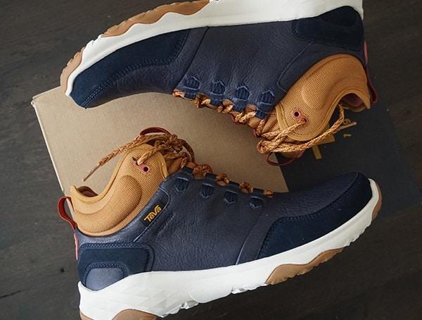 Teva Mens Arrowood 2 Mid Waterproof Sneaker Boot For Men