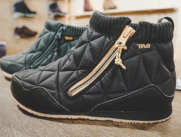 Teva Quilted Mens Boots