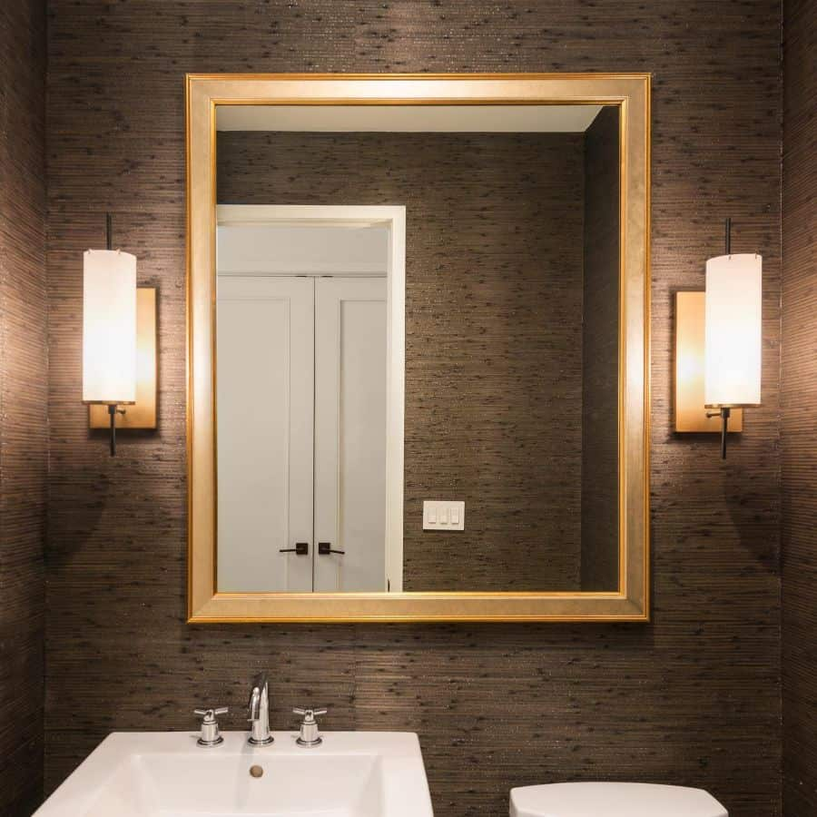 Textured Bathroom Wallpaper Ideas Jlinteriordesignsf